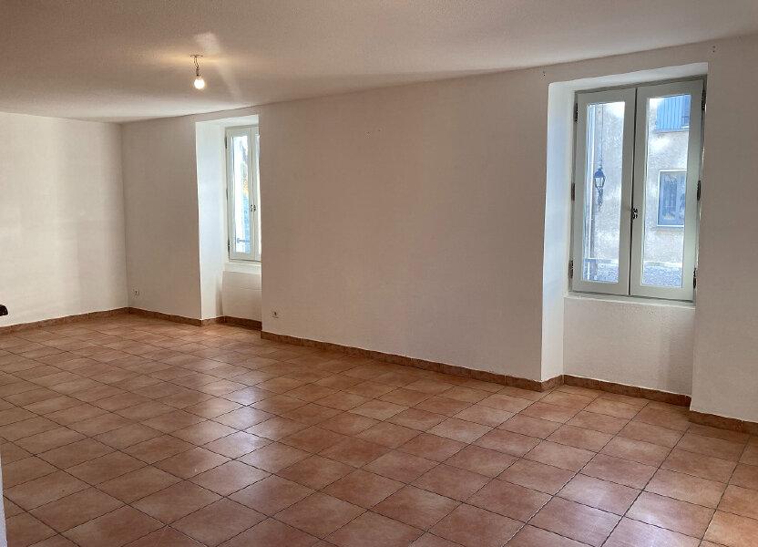 Appartement à louer 92m2 à Saze