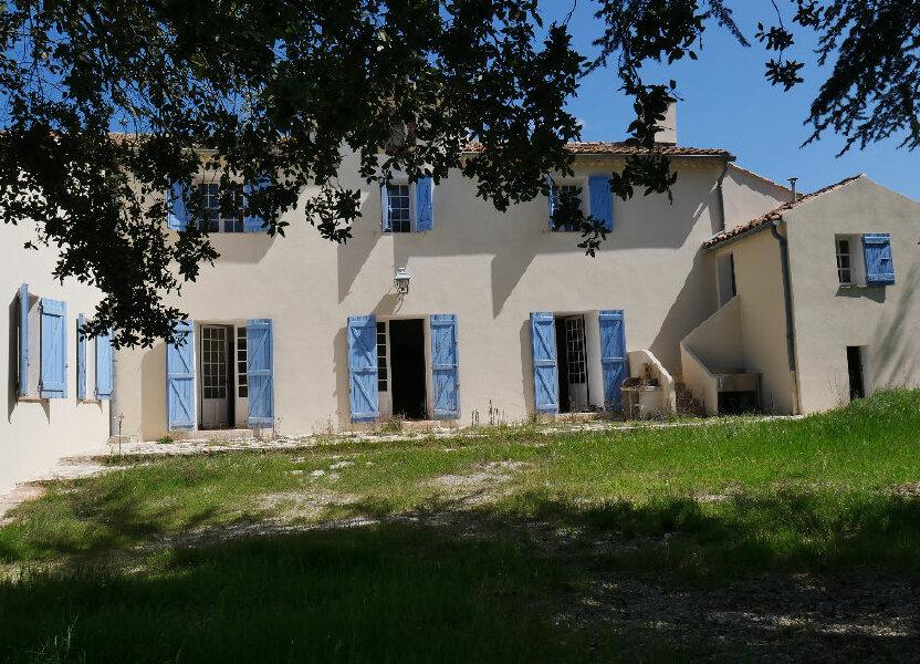 Maison à vendre 188m2 à Fox-Amphoux