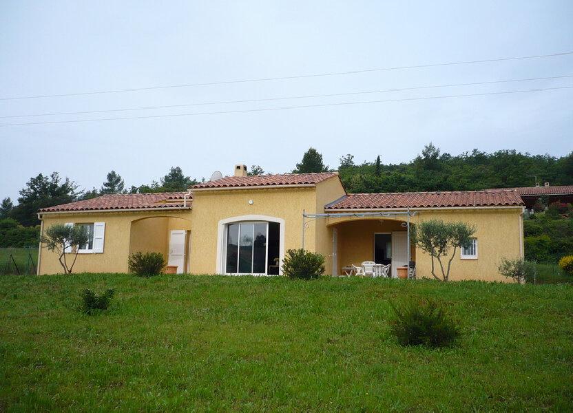 Maison à vendre 95m2 à Montmeyan