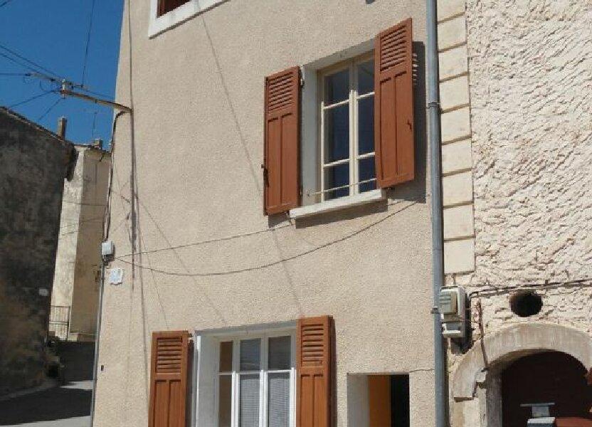 Maison à vendre 85m2 à Montagnac-Montpezat