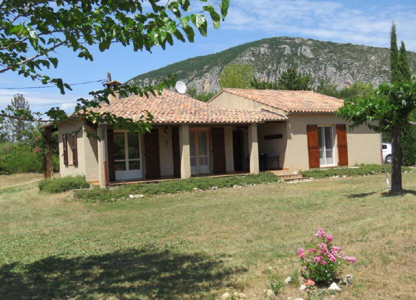 Maison à vendre 102m2 à Saint-Jurs