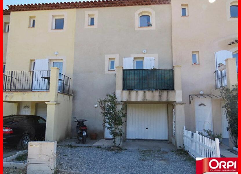 Maison à vendre 89.23m2 à Allemagne-en-Provence