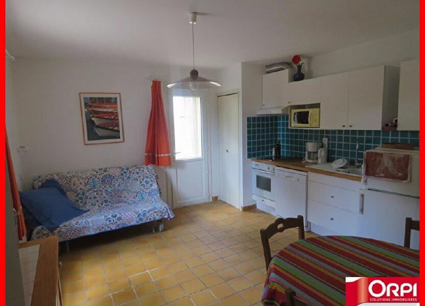 Appartement à vendre 31.36m2 à Sainte-Croix-du-Verdon