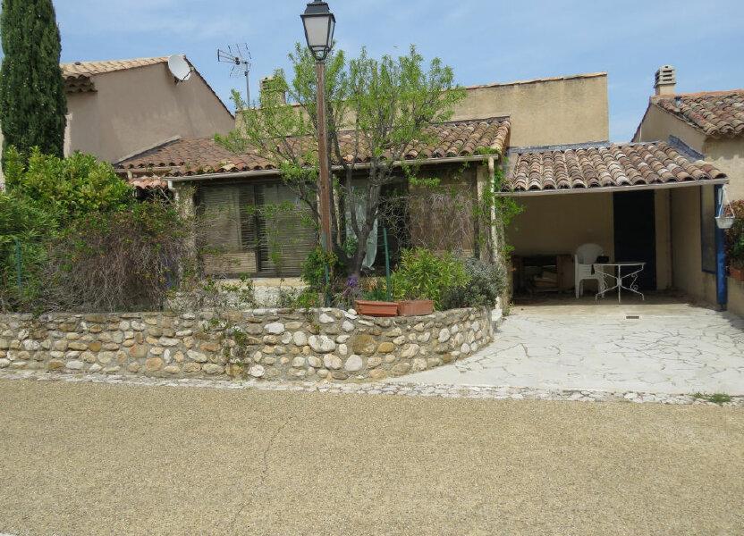 Maison à vendre 85m2 à Sainte-Croix-du-Verdon