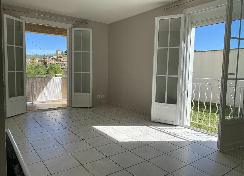 Appartement à louer 53m2 à Riez