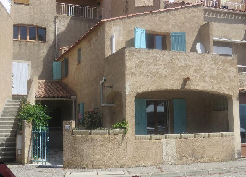 Appartement à vendre 61m2 à Sainte-Croix-du-Verdon