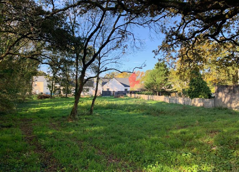 Terrain à vendre 1375m2 à La Chapelle-des-Marais
