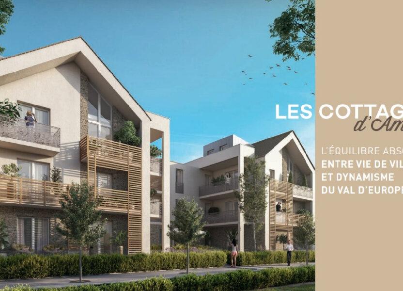 Appartement à vendre 30.56m2 à Serris