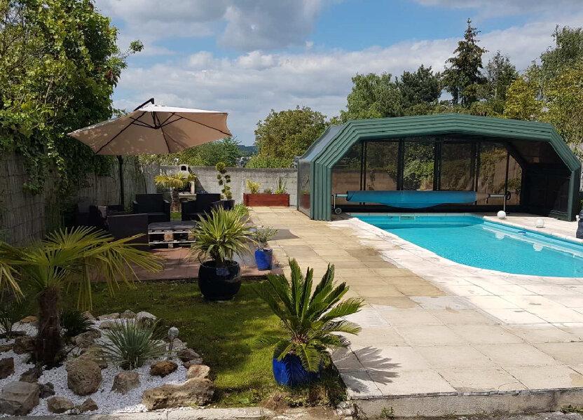 Maison à vendre 110m2 à Lagny-sur-Marne