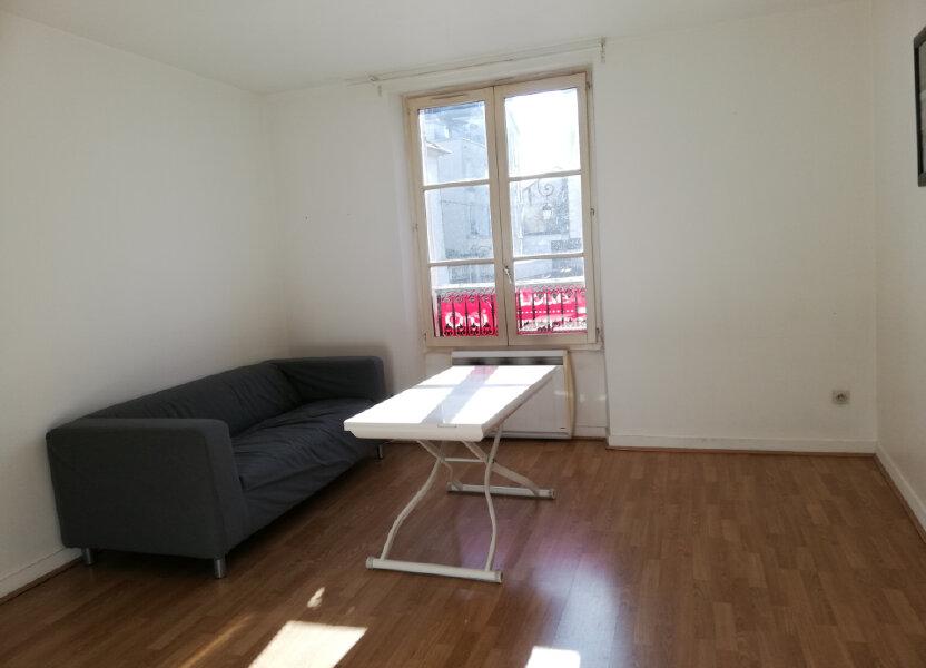 Appartement à louer 28.33m2 à Lagny-sur-Marne