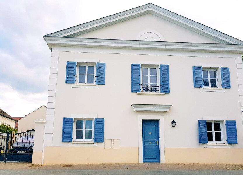Maison à vendre 111m2 à Bailly-Romainvilliers