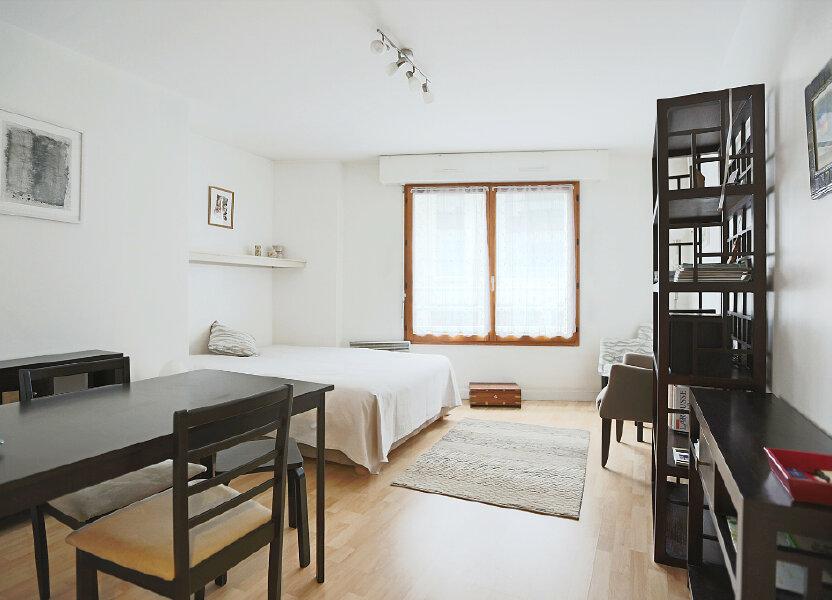 Appartement à vendre 25.24m2 à Paris 13