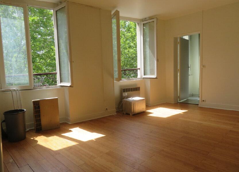 Appartement à vendre 21.7m2 à Paris 13