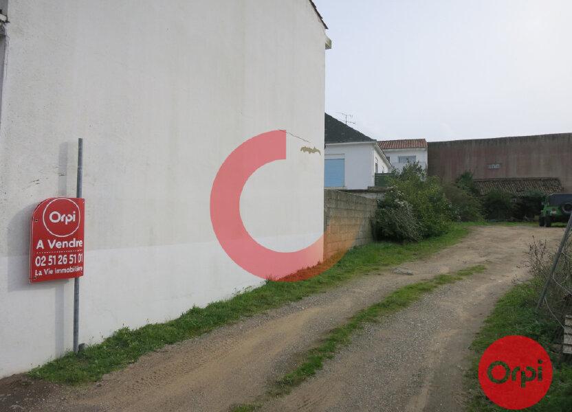 Terrain à vendre 506m2 à Saint-Jean-de-Monts