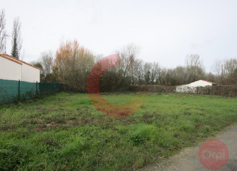 Terrain à vendre 600m2 à Saint-Jean-de-Monts