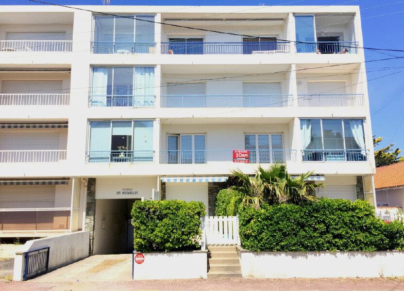 Appartement à vendre 38.31m2 à Saint-Jean-de-Monts