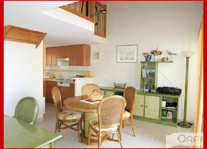 Maison à vendre 56.44m2 à Saint-Jean-de-Monts