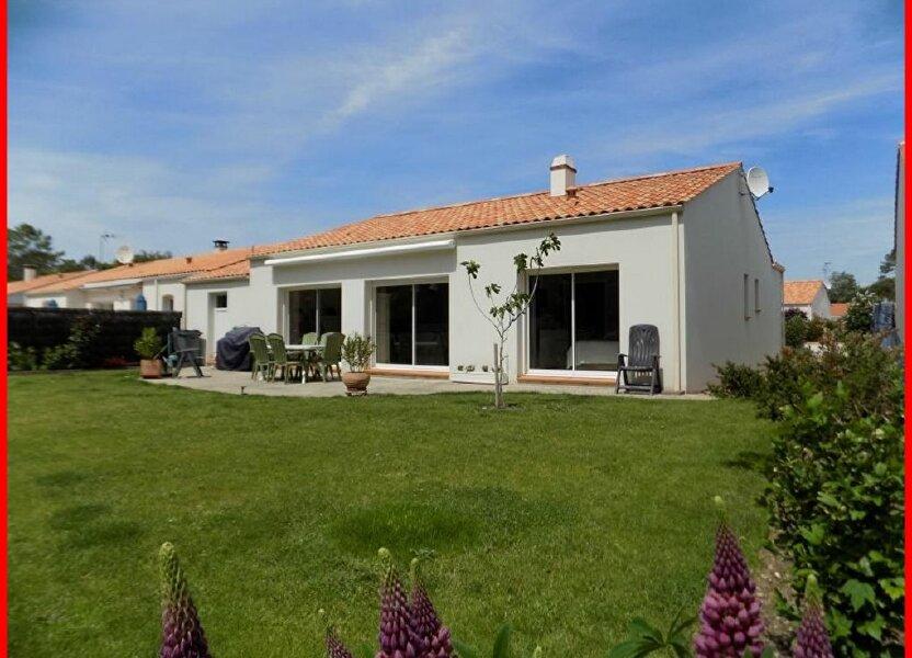 Maison à vendre 104m2 à Saint-Jean-de-Monts