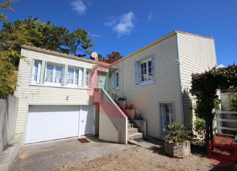 Maison à vendre 120m2 à Saint-Jean-de-Monts