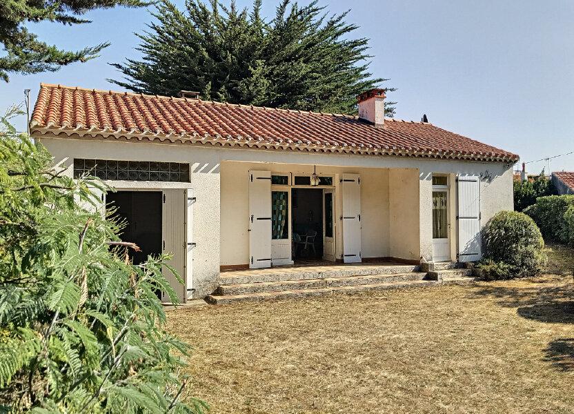 Maison à vendre 63m2 à La Barre-de-Monts
