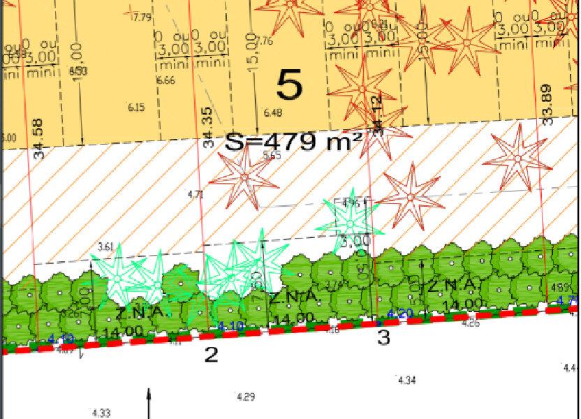 Terrain à vendre 479m2 à Saint-Jean-de-Monts