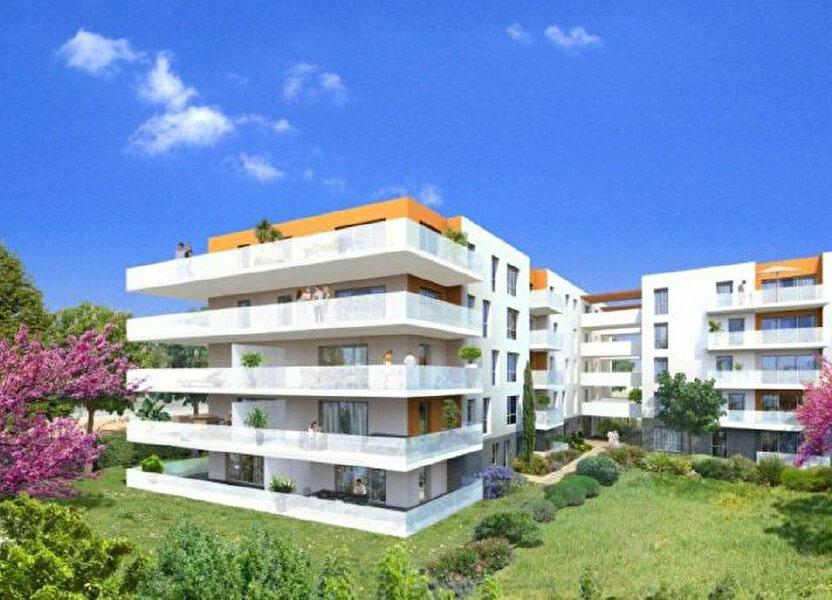 Appartement à vendre 62m2 à Montpellier
