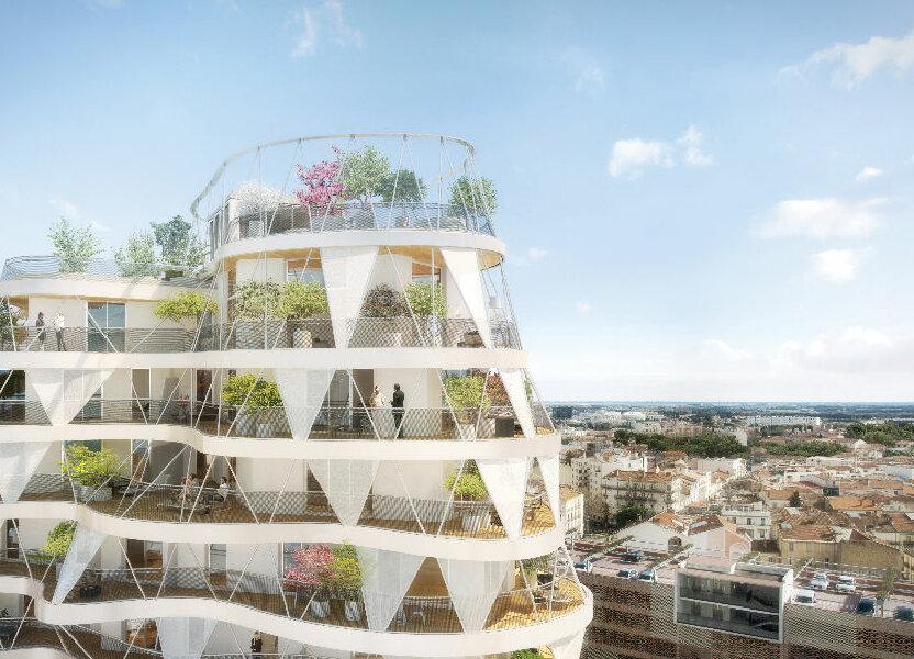 Appartement à vendre 72m2 à Montpellier
