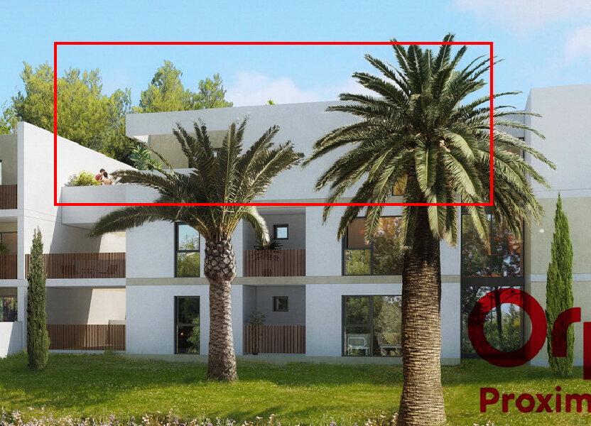 Appartement à vendre 122m2 à Fabrègues