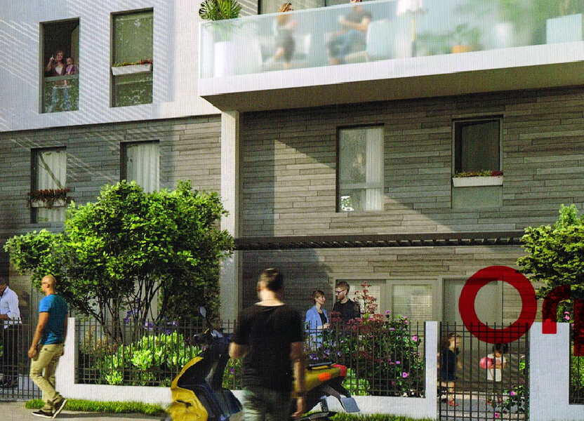 Maison à vendre 60.86m2 à Montpellier