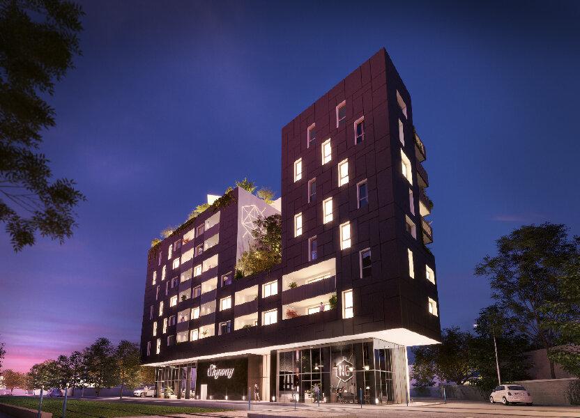Appartement à vendre 85m2 à Montpellier