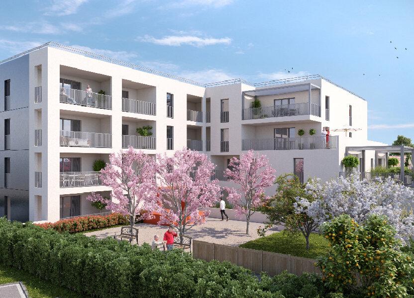 Appartement à vendre 67m2 à Montpellier