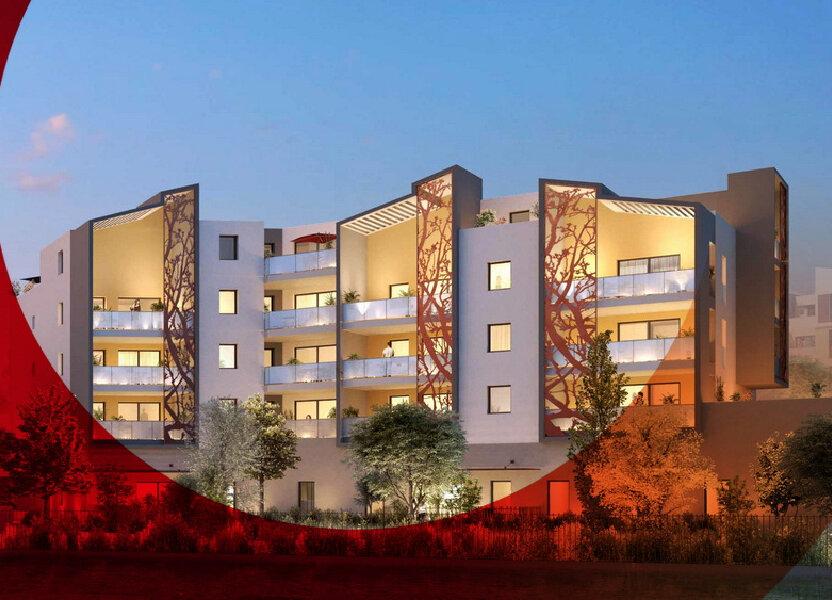 Appartement à vendre 40.5m2 à Saint-Jean-de-Védas