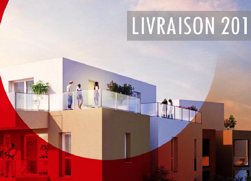 Appartement à vendre 88m2 à Saint-Jean-de-Védas