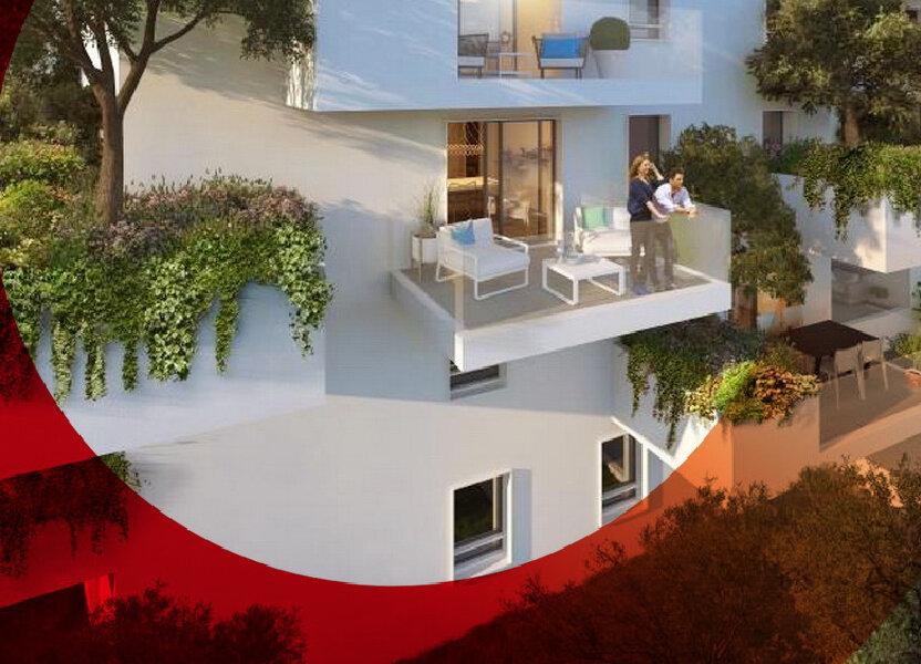 Appartement à vendre 28.5m2 à Montpellier