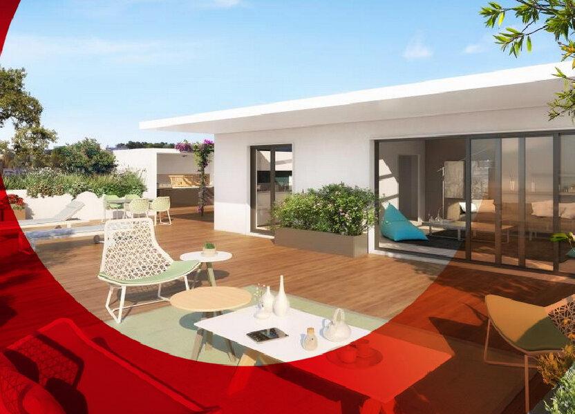 Appartement à vendre 93m2 à Montpellier