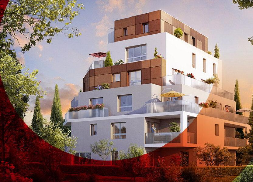 Appartement à vendre 64.65m2 à Montpellier