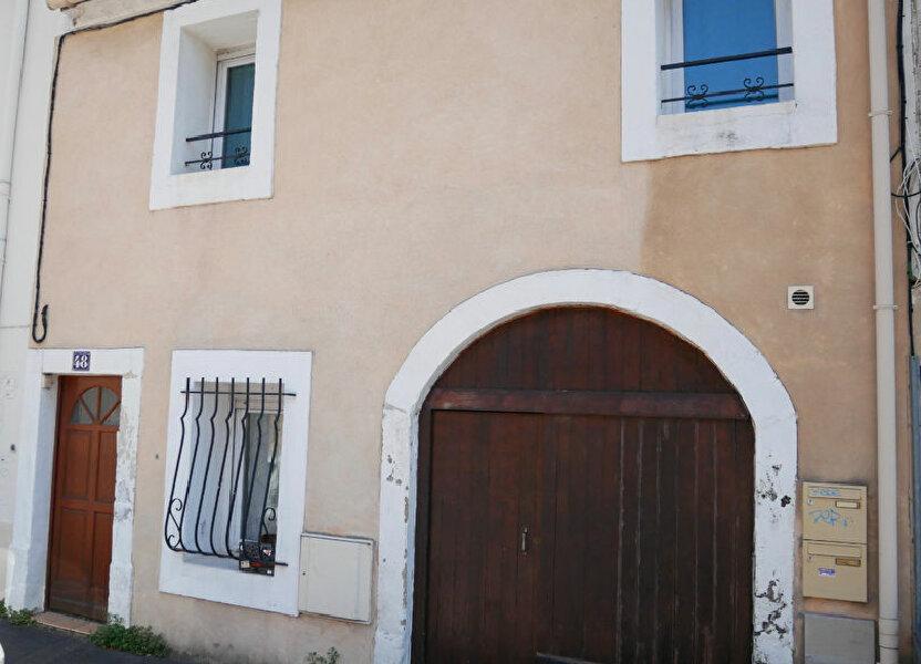 Immeuble à vendre 90m2 à Montpellier