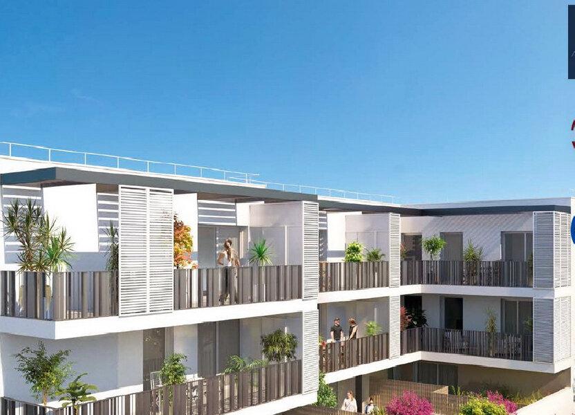 Appartement à vendre 45m2 à Castelnau-le-Lez