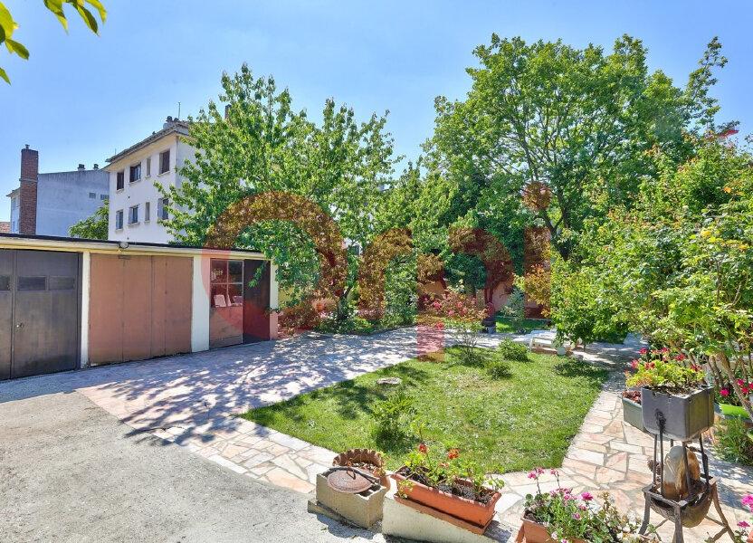 Maison à vendre 131m2 à Villejuif