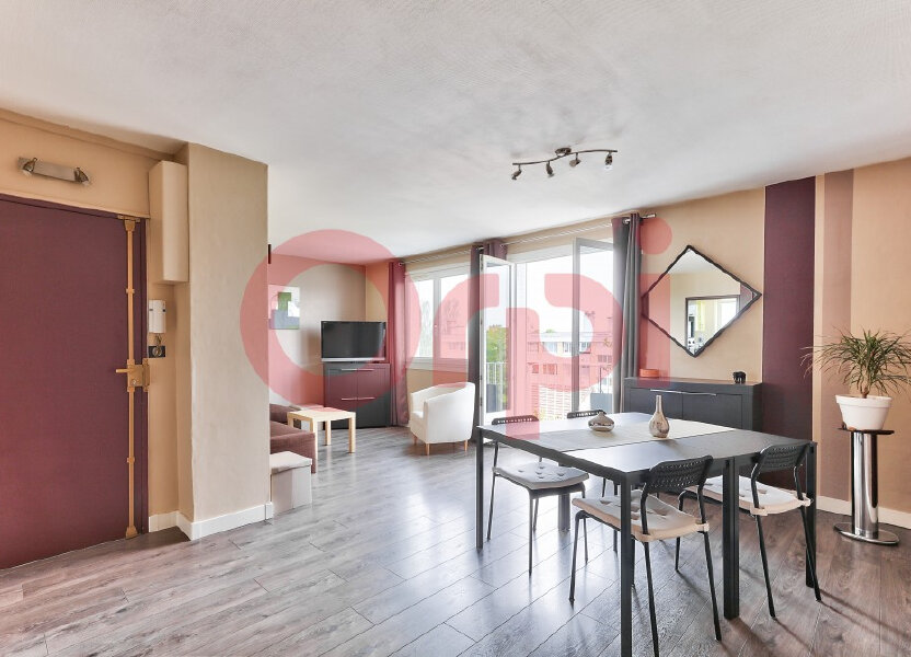 Appartement à vendre 57.47m2 à Villejuif