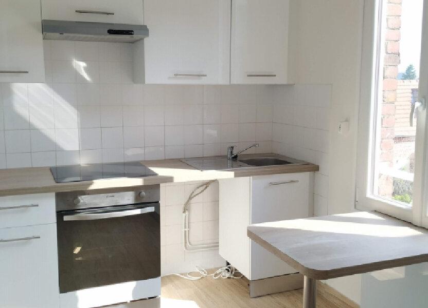Appartement à louer 34m2 à Compiègne