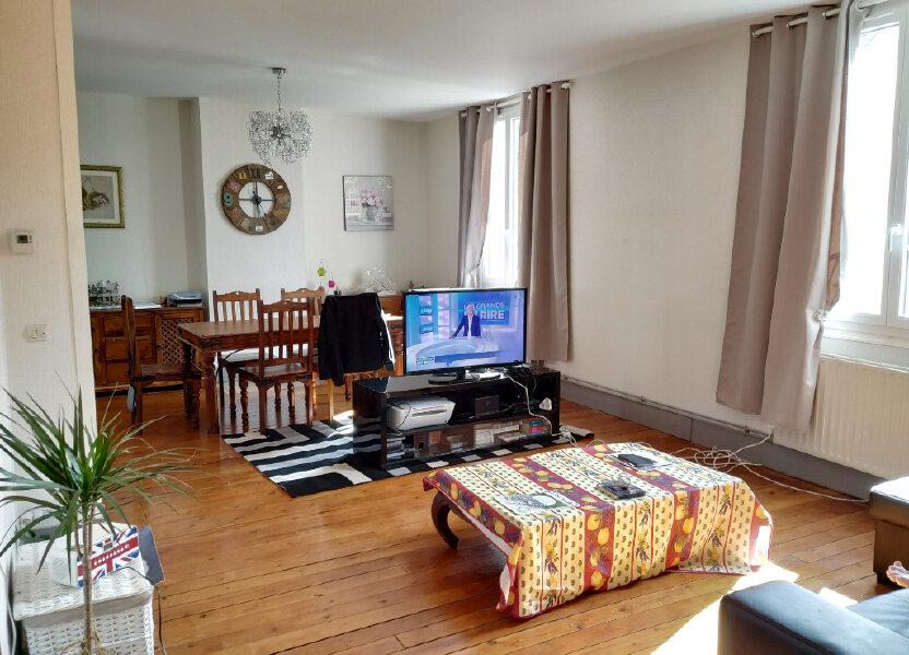 Appartement à louer 76.19m2 à Clairoix