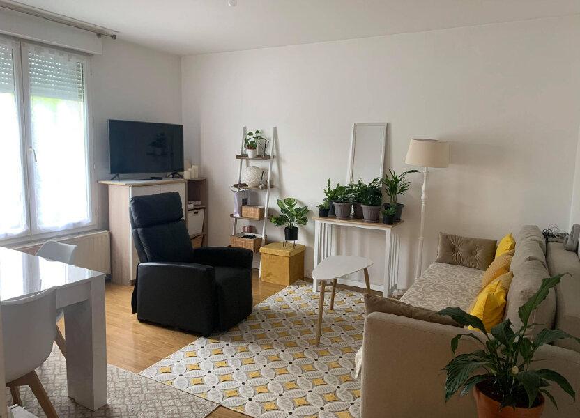 Appartement à louer 66.81m2 à Margny-lès-Compiègne
