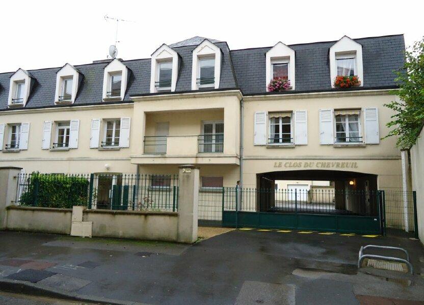 Appartement à louer 33.6m2 à Compiègne