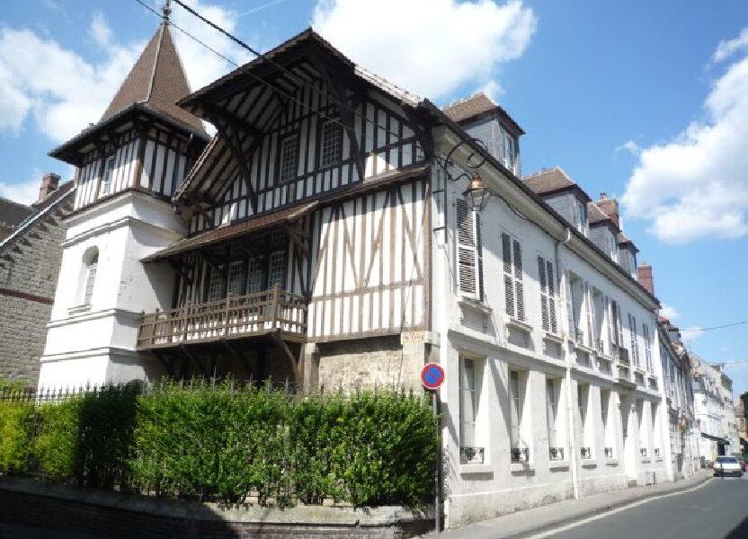 Appartement à louer 40.09m2 à Compiègne