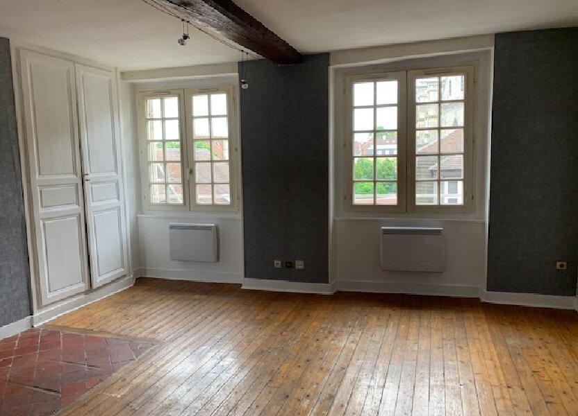 Appartement à louer 36.88m2 à Compiègne