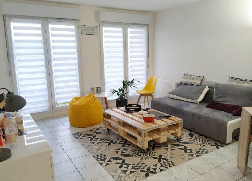 Appartement à louer 45.43m2 à Compiègne