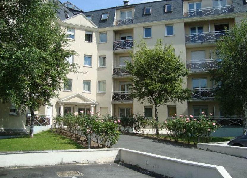 Appartement à louer 43.71m2 à Compiègne