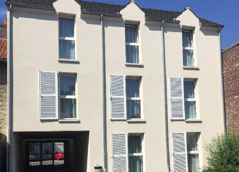 Appartement à louer 22m2 à Compiègne