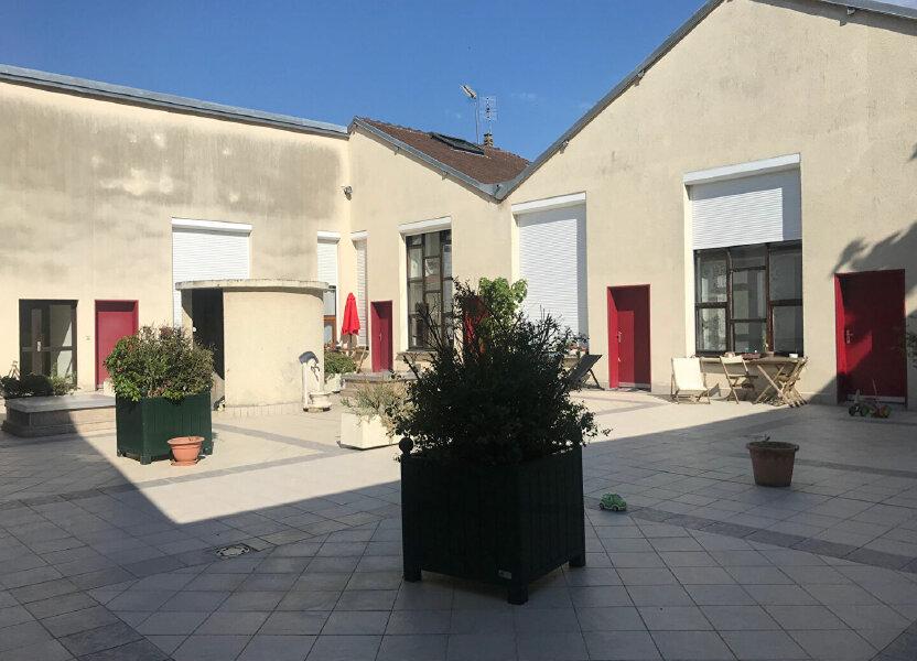 Appartement à louer 44m2 à Compiègne